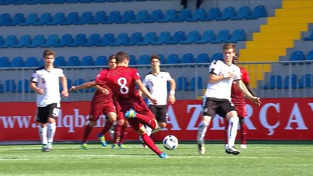 Portugal thrash Austria to reach last four in U17 European Championship