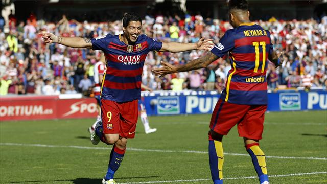 Suarez: How Barcelona forward ended Messi and Ronaldo's dominance of Spain's scoring charts