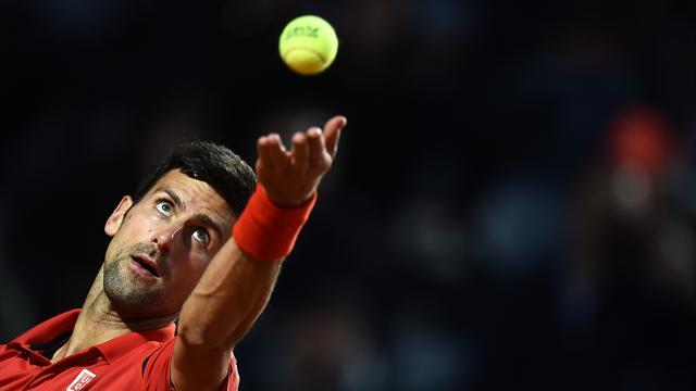 Djokovic a été bousculé comme rarement mais c'est bien lui qui jouera la finale