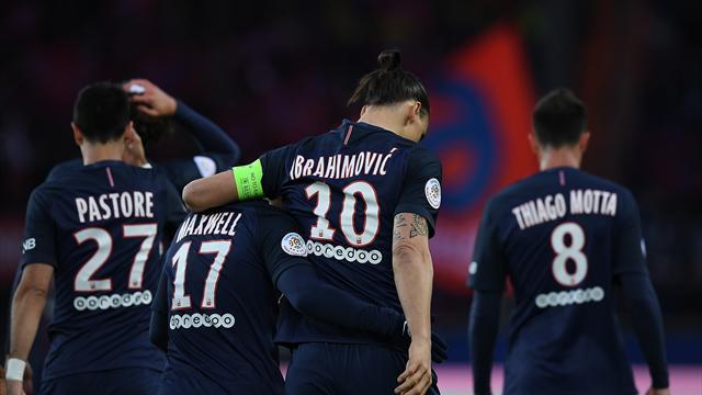 Paris champion, qualifiés européens, relégués, promus: le tableau d'honneur de cette saison de L1