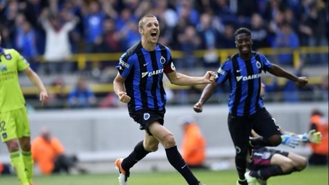 Club Brugge lige farklı galibiyetle başladı