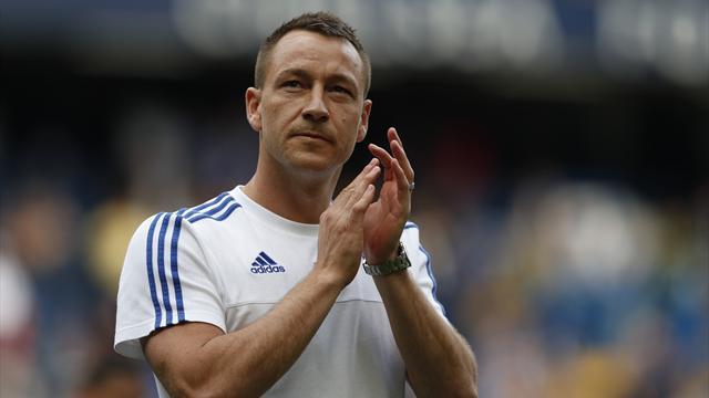 Et maintenant, Terry se voit «rester à Chelsea»
