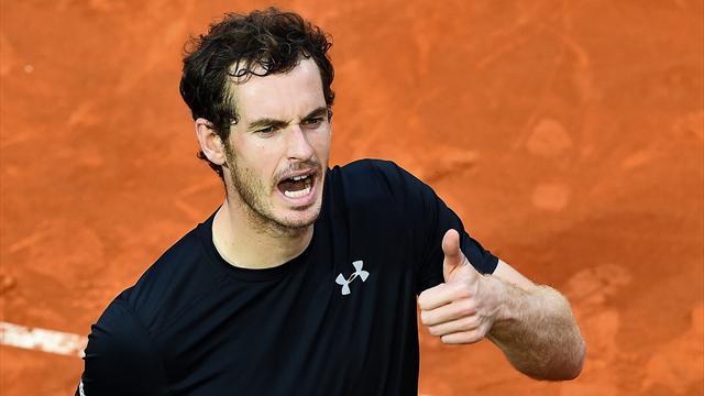 Tennis : Roland-Garros, sa vie de p&#232;re, Coupe Davis, Steph Curry  : </b>les confidences d'Andy Murray