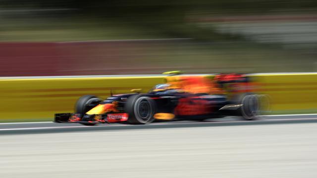Test Barcellona: miglior tempo Verstappen, Ferrari quinta con Fuoco