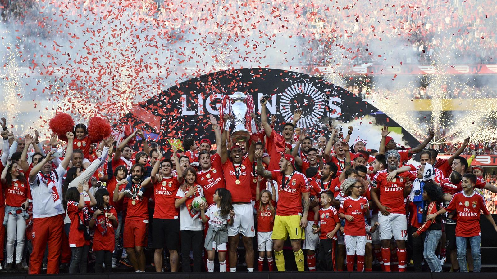 Image result for benfica champion