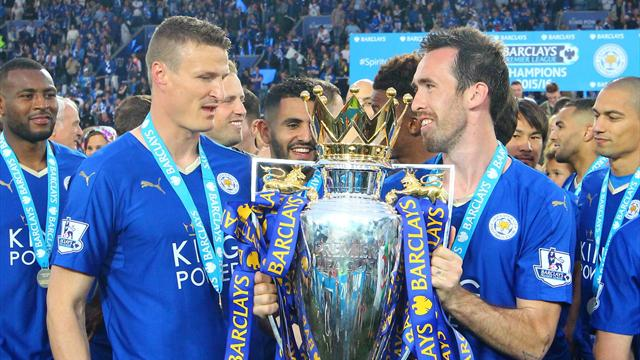 Des voitures de luxe offertes aux champions de Leicester