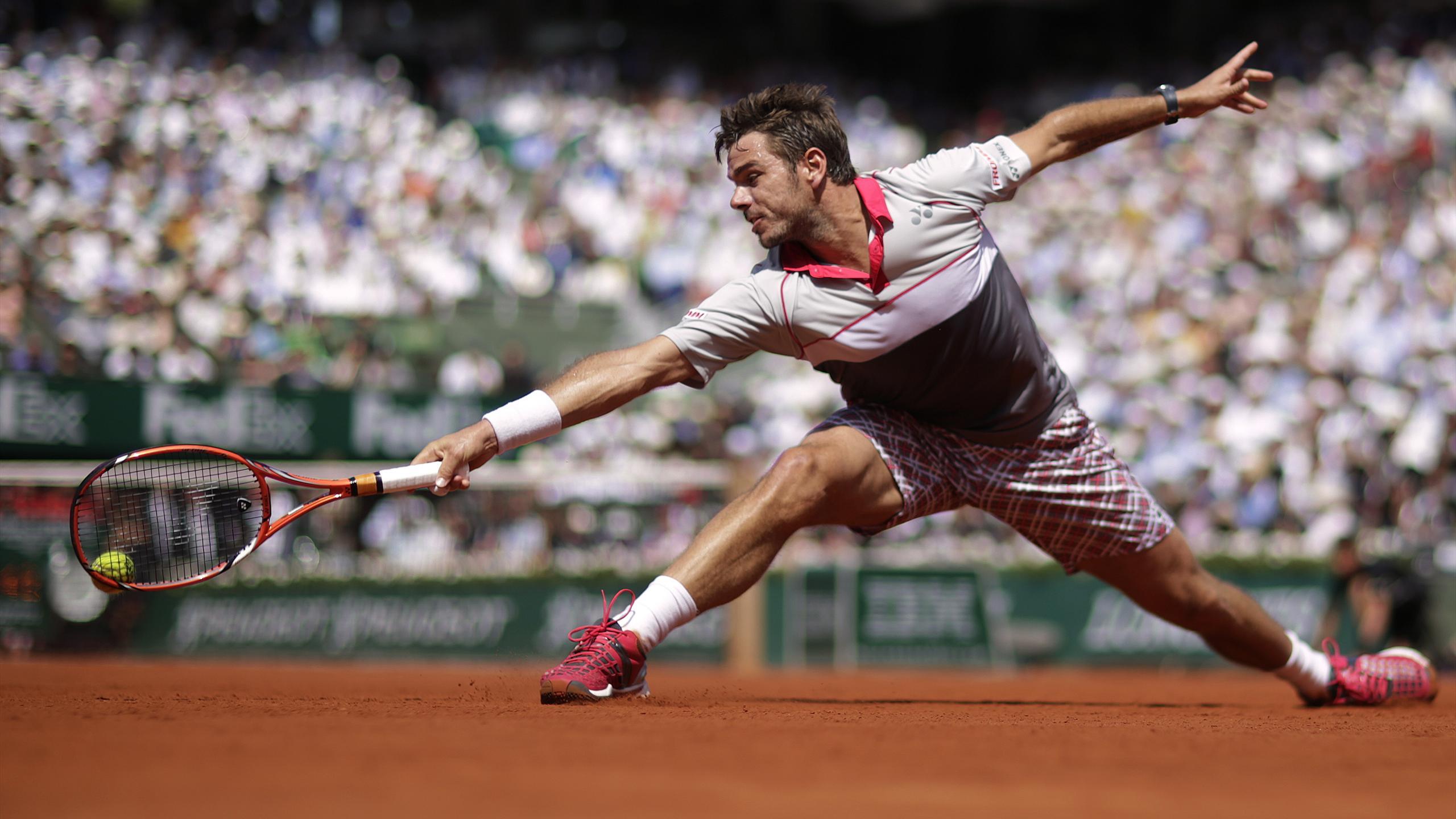 Stan Wawrinka - Roland Garros 2015