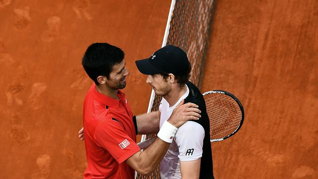 Inferior to Djokovic? Yes. But Murray can still topple the world No. 1