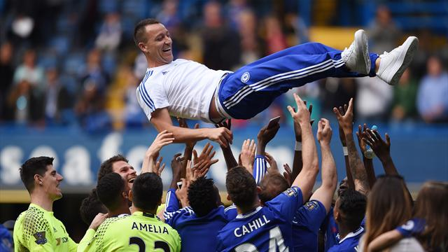 The shock terms of Chelsea's contract offer which has left Terry torn