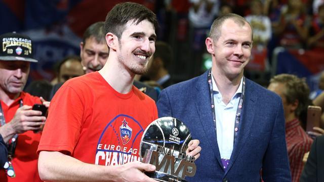 Après une saison exceptionnelle, De Colo prolonge de trois ans son bail au CSKA