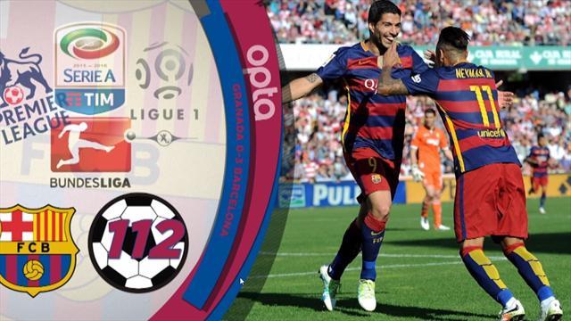 Un Barça royal, un CR7 inusable et un Atlético solide : Les 5 statistiques de l'année