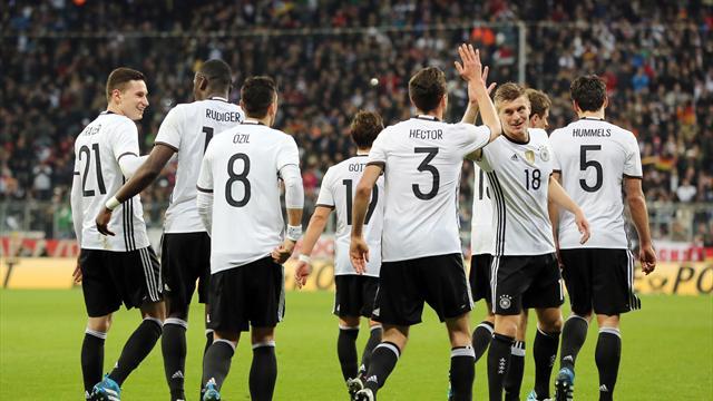 DFB-Elf EM-Titelfavorit für Frankreichs Profis