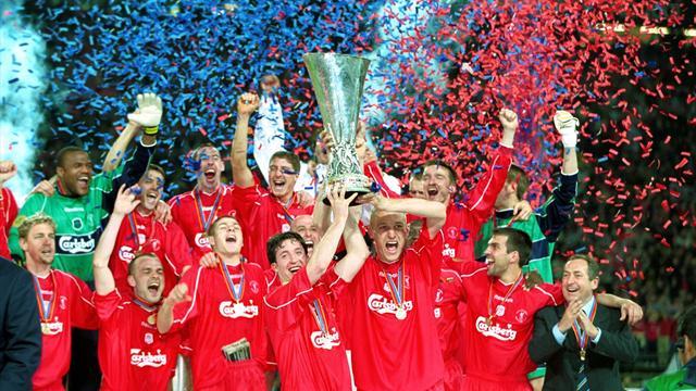 Quatre ans avant le miracle d'Istanbul, l'autre nuit de folie de Liverpool