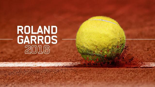 Todo Roland Garros en exclusiva, en Eurosport 1 y Eurosport 2