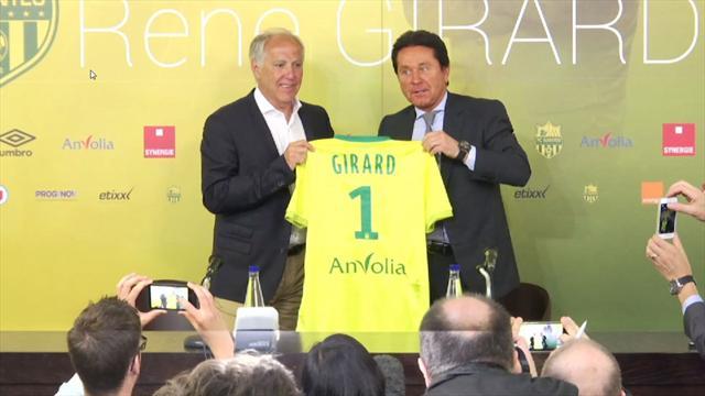 Girard : «Je vais mouiller le maillot»