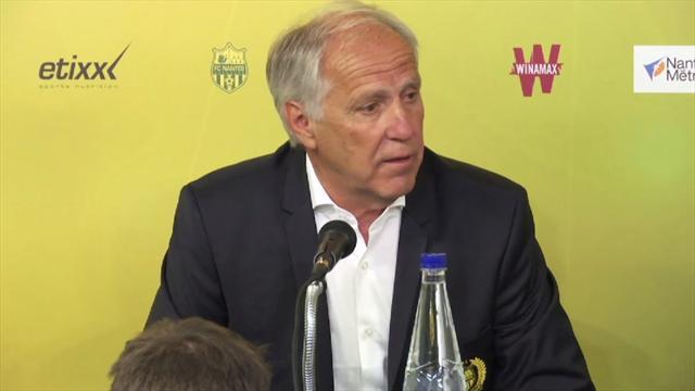 Girard : «J'avais envie de retrouver un banc»
