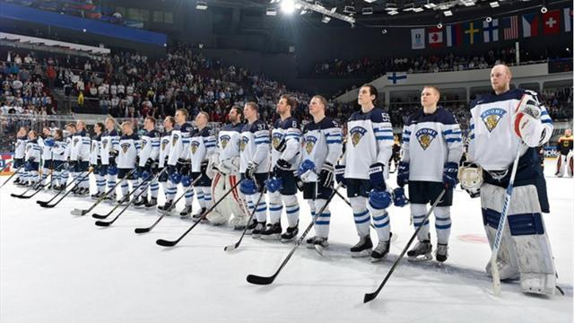 Финляндия вышла в полуфинал