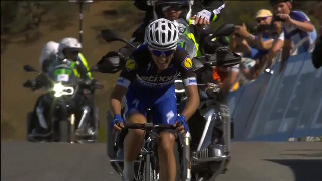 Alaphilippe claims queen stage of Tour of California