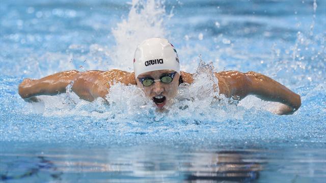 Nordic Swim Tour kattavasti Eurosportin kanavilla huhtikuussa