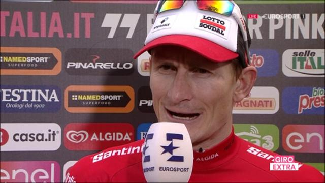 Greipel: I tried to save some energy for tomorrow