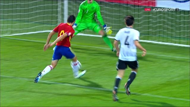 En U17, l'Espagne a éliminé l'Allemagne en demi-finale de l'Euro : le résumé