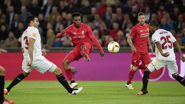 D'un bijou de l'extérieur du pied, Sturridge avait ouvert le score pour Liverpool