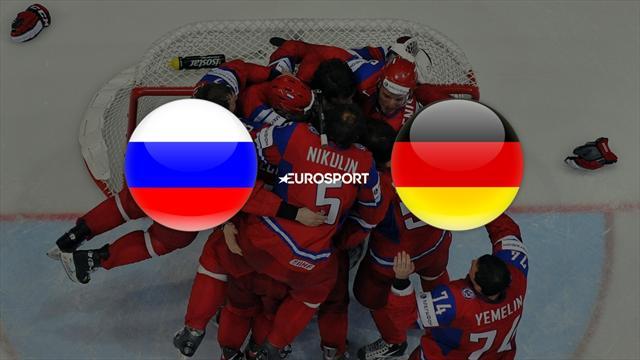 Россия – Германия: перед матчем