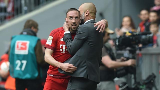 """Ribéry sur Guardiola : """"Parfois, il parle trop..."""""""