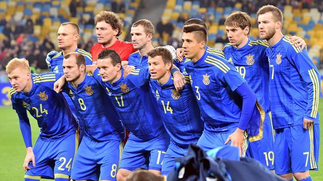 Un groupe de 28 sans surprise pour l'Ukraine, avec Yarmolenko et Konoplyanka