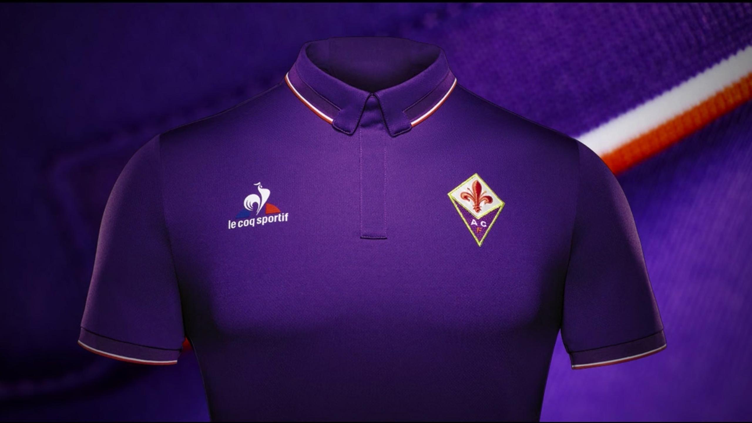 Maillot Domicile Fiorentina Tenue de match