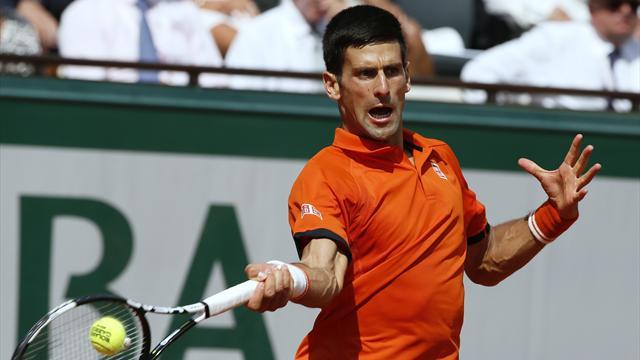 Roland Garros 2016, Djokovic-Lu: Comienza el asalto a los ocho ceros (13:00)