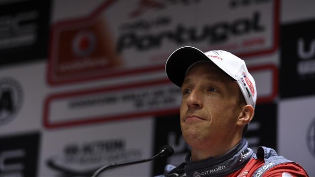 Мик стал лидером Ралли Португалии после первого дня