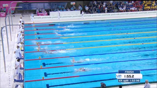 Gold for Pellegrini in women's 200m freestyle at European Swimming Championships
