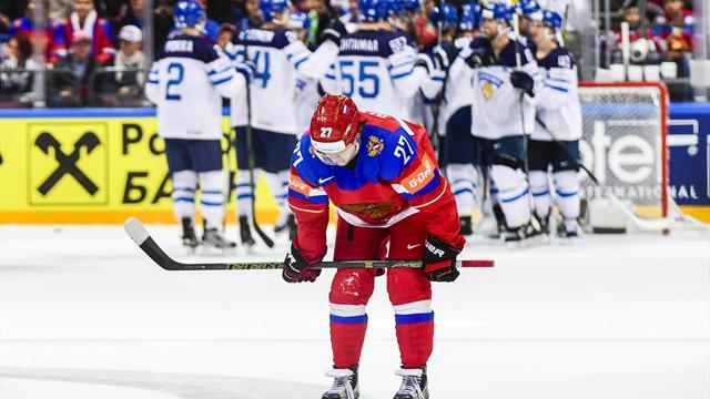Увы и Ахо. Россия проиграла самой мощной команде ЧМ