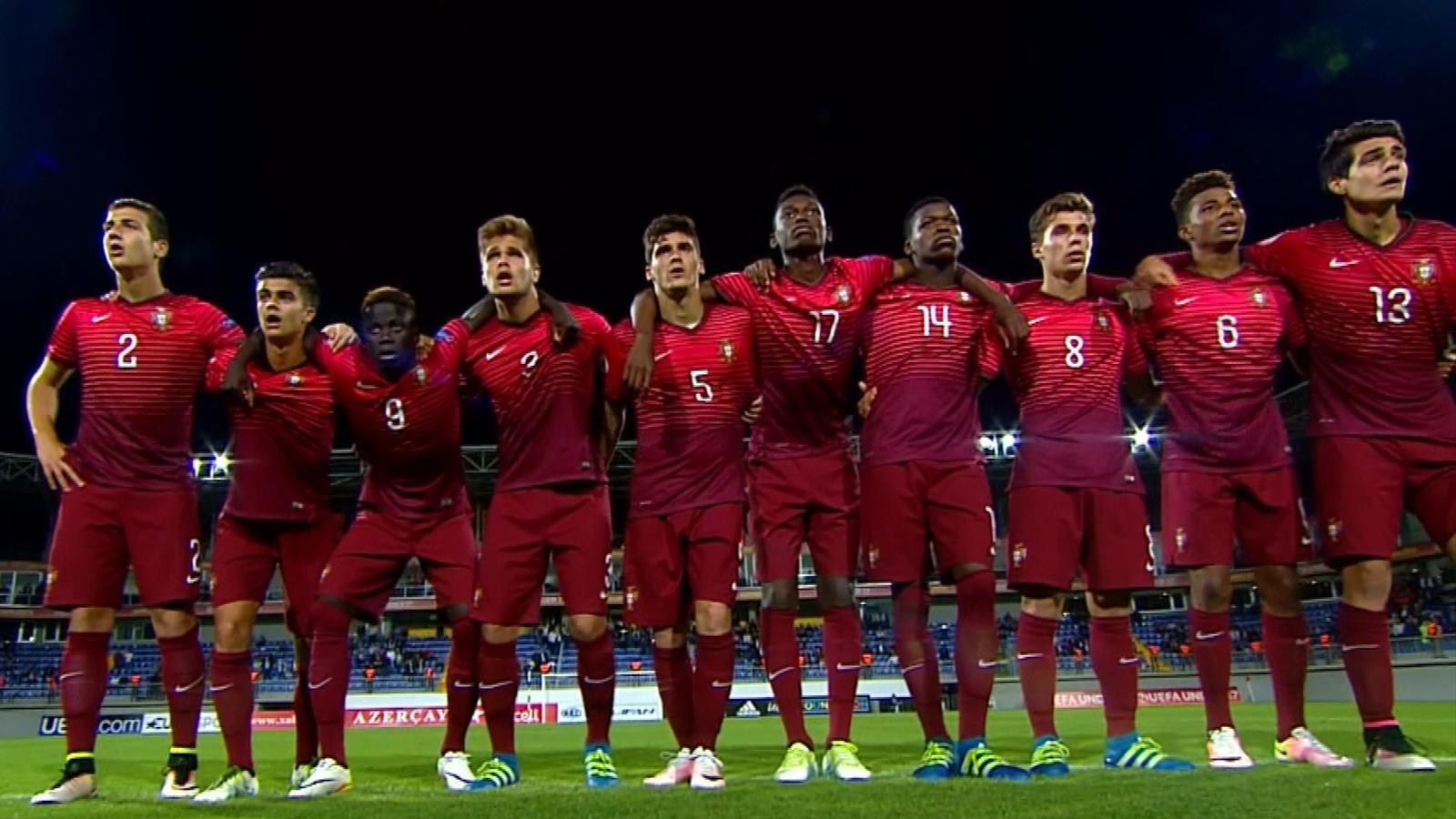 Vid o championnat d 39 europe u17 le portugal est sacr - Calendrier coupe du monde u17 ...