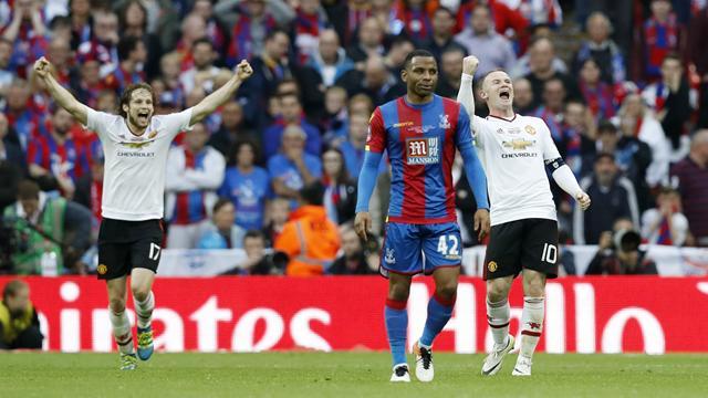 FA Cup uzatmalarda Kırmızı Şeytanlar'ın