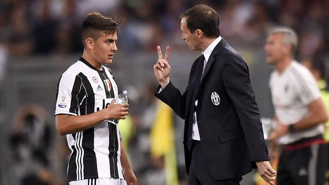 """Juve, Dybala è pronto a rinnovare: """"Tra poco firmiamo. E con Allegri ho sbagliato..."""""""