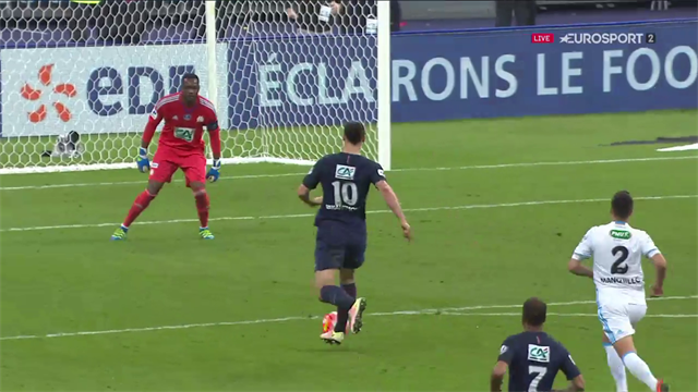 Zlatan s'est offert un ultime plaisir : voici son dernier but sous le maillot du PSG