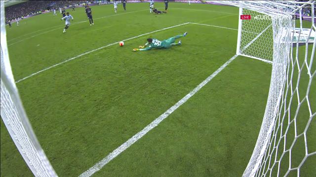 Batshuayi a vécu une soirée compliquée mais il a fini par marquer : le but du 4-2
