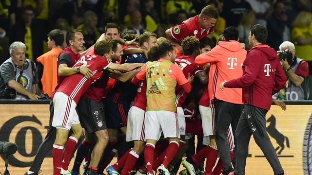 Le Bayern offre une belle sortie à Guardiola