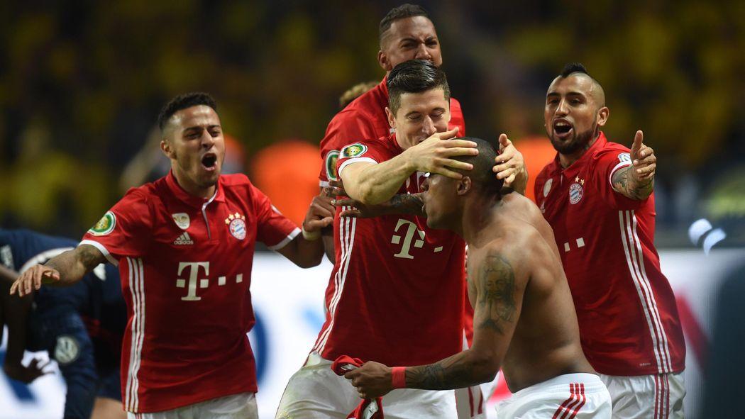 Fc Bayern Bvb Die Stimmen Zum Dfb Pokal Finale Dfb Pokal 2015