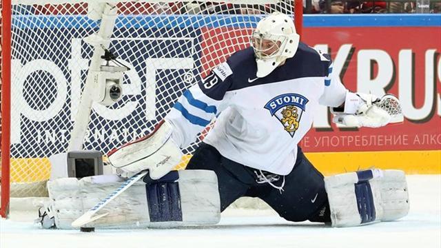 Сборная Чехии побуллитам победила Финляндию начемпионате мира