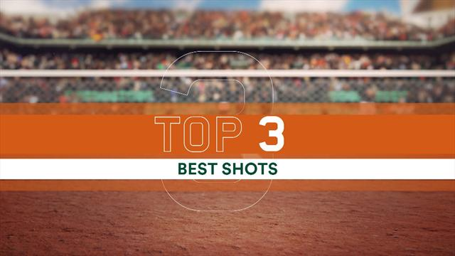 Le Top 3 de dimanche : Brown a fait le show