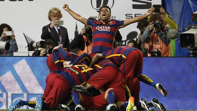 Ce fut compliqué mais le Barça tient son doublé