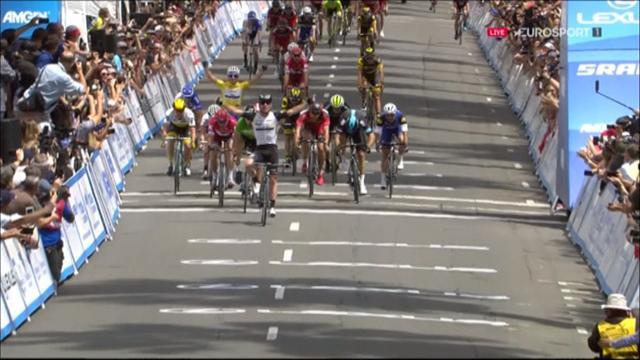 Tour of California: ultima tappa a Cavendish, corsa ad Alaphilippe