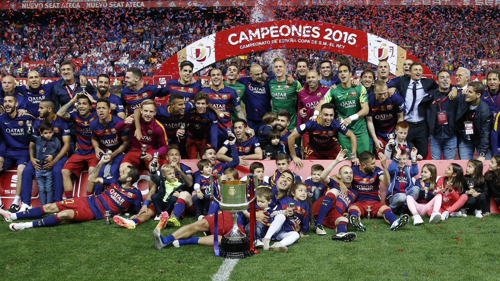 Barcelona take trophy after Neymar and Jordi Alba score in ...