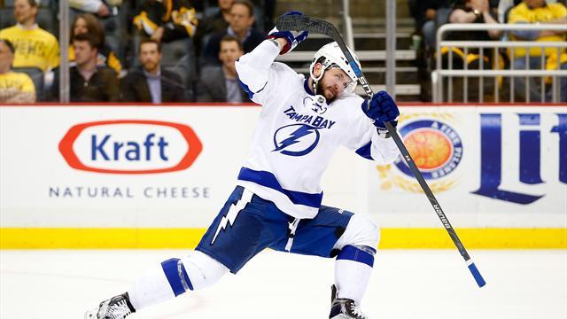 Кучеров стал второй звездой НХЛ в ноябре