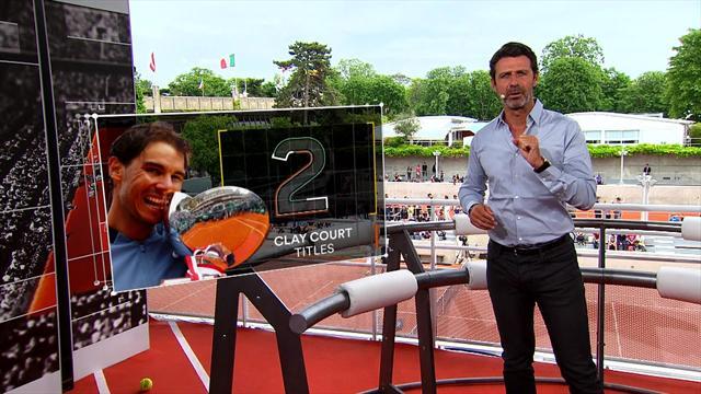 The Coach : La 2e balle, clé d'un 10e titre de Nadal à Paris ?