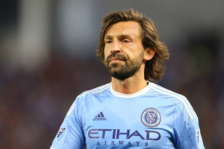 Andrea Pirlo (New York City FC) in der MLS