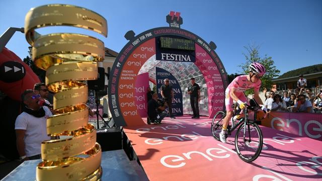 Giro d'Italia - der Traum vom Maglia Rosa